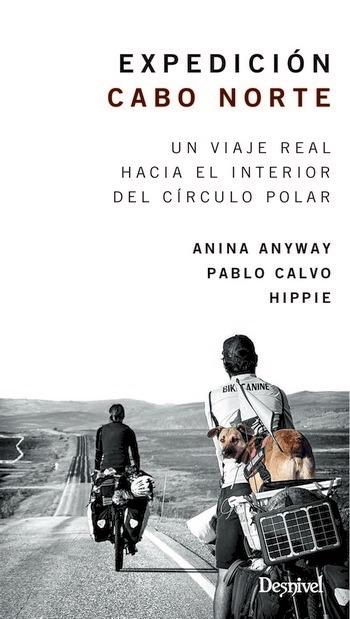 """Libro """"Expedición Cabo Norte"""""""