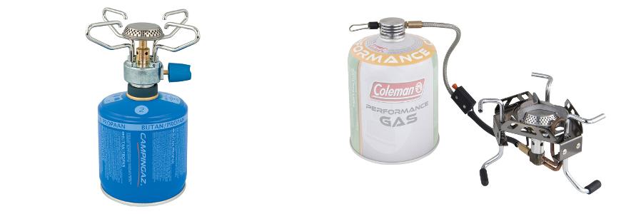 Hornillo de gas